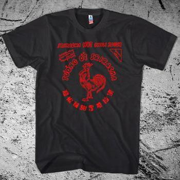 Sriracha Shirt Black FREE Ship