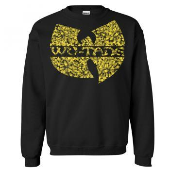 WU TANG Killa Bees Crew Neck Pullover Sweat Shirt. Pick your Size